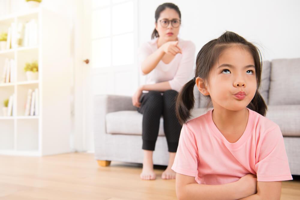 Jak nie stracic nad soba kontroli w starciach z dzieckiem